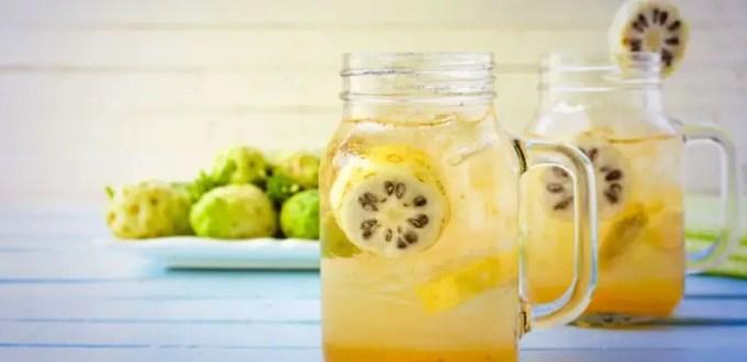 cara mengolah buah mengkudu