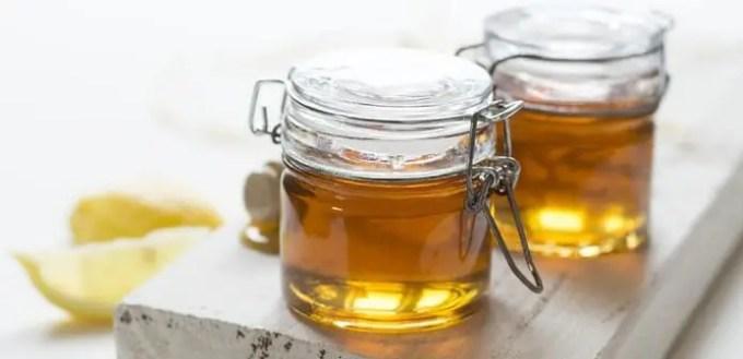 madu asli memiliki kekentalan yang tinggi