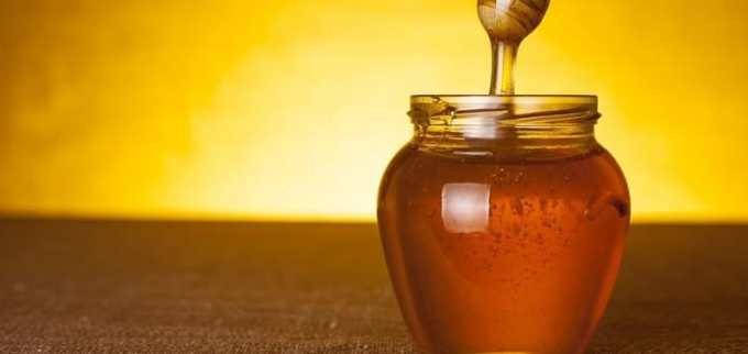 madu asli tidak meninggalkan bekas noda pada kain
