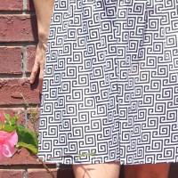 Madeline's Maze Dress