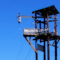 Vacation Journal // Day 3 - Ziplining