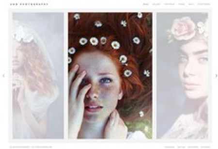 Uno WordPress Portfolio theme