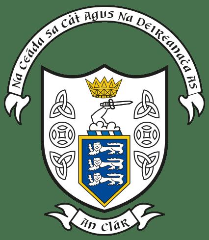Clare GAA Logo