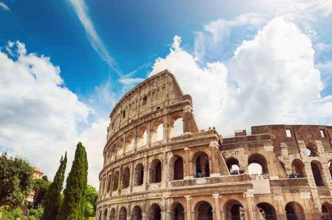 Smuttur til Rom