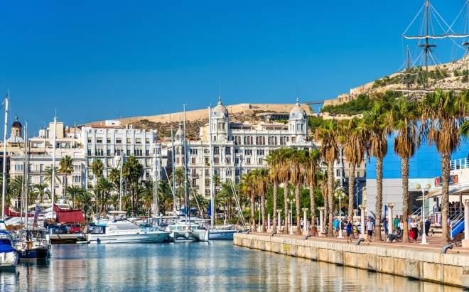 Ferie i Alicante