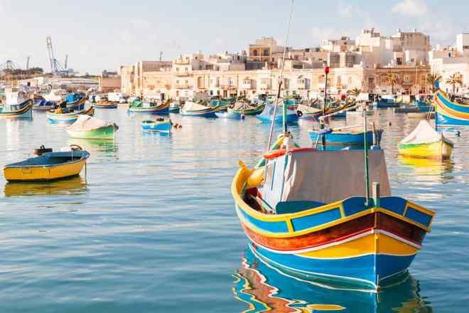 Ferie på Malta