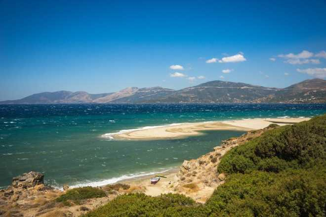 Øferie i Grækenland