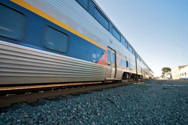 Amtrak - Californinen i USA
