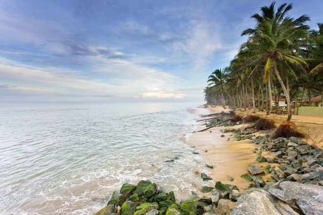 Marawila strand - Sri Lanka