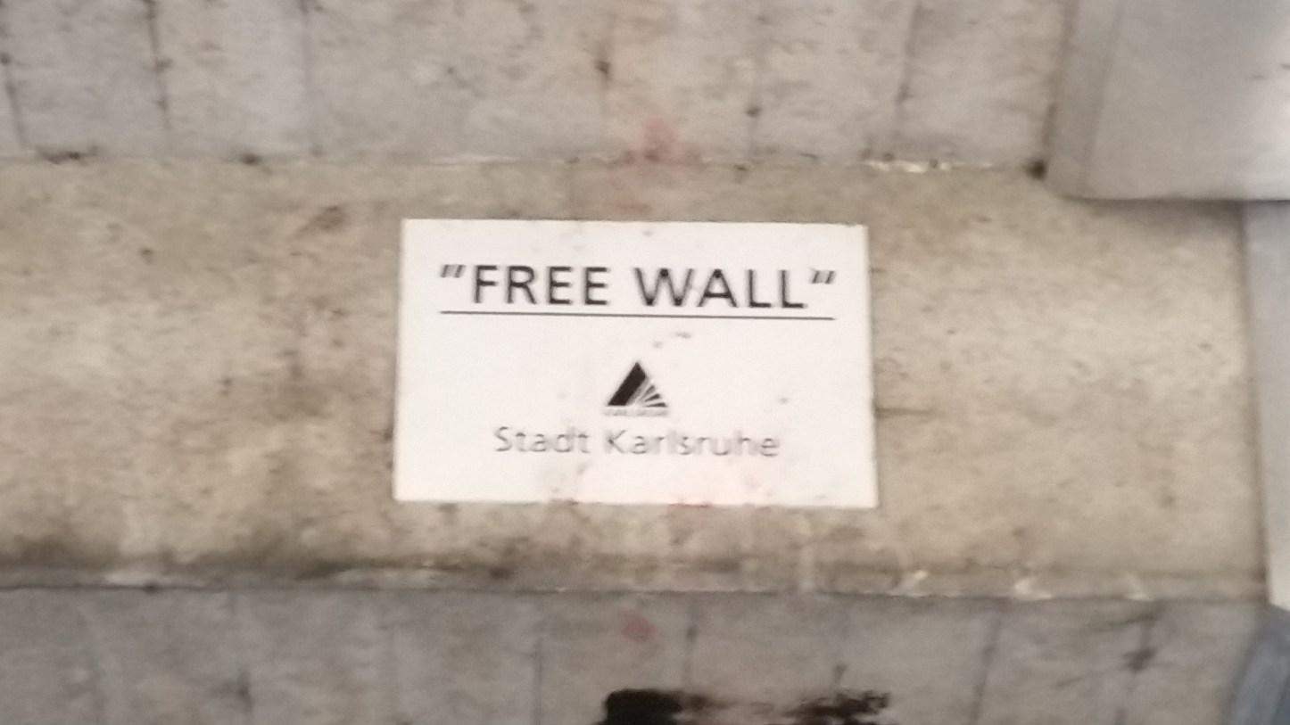 GraffityFreeWall