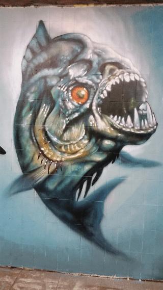GraffityPiranha