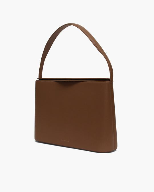 СУМКА FELIX BAG LEATHER TEXTURE CAMEL