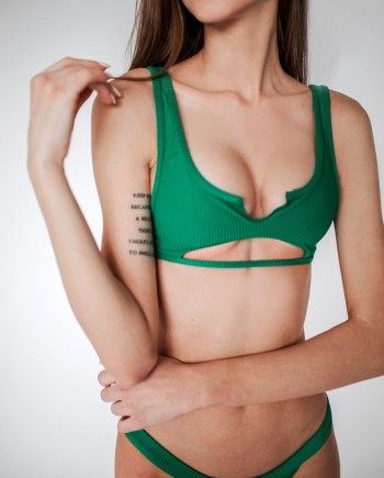ЛИФ COLE SCOOP BIKINI TOP