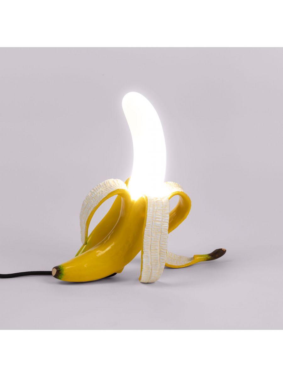 Лампа SELETTI BANANA LAMP YELLOW LOUIE