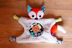 Flying Fox orange