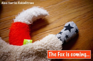 Fox is coming
