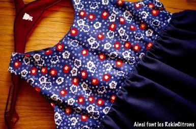 robe fronce petit pan 2