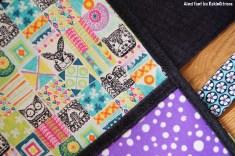 Pochette sacoche dessin enfant totems 7