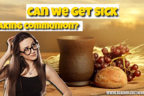 Can communion make you sick?