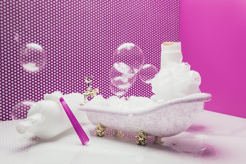 Контрактное производство косметики. Контрактное производство пены для ванн