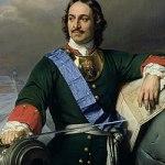 ピョートル1世とは?ロシア初「ひげ税」徴収!死因は人命救助だった西洋かぶれのカリスマ君主
