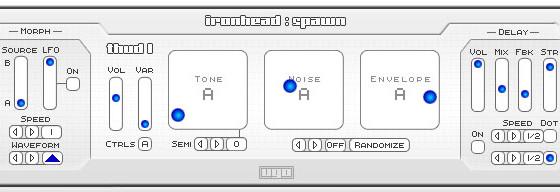 Ugo Audio Ironhead:Spawn