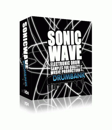 Kick Back Samples Sonic Wave Drumbank, a flexible array of ...