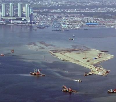 Menko Maritim dan Menteri LHK Beri Lampu Hijau Pulau G Dilanjut