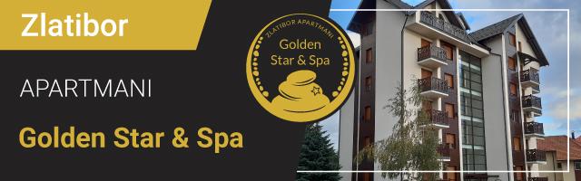 Apartman Golden Star & Spa