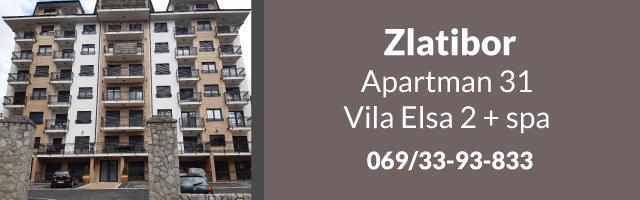 Apartman Vila Elsa II S31