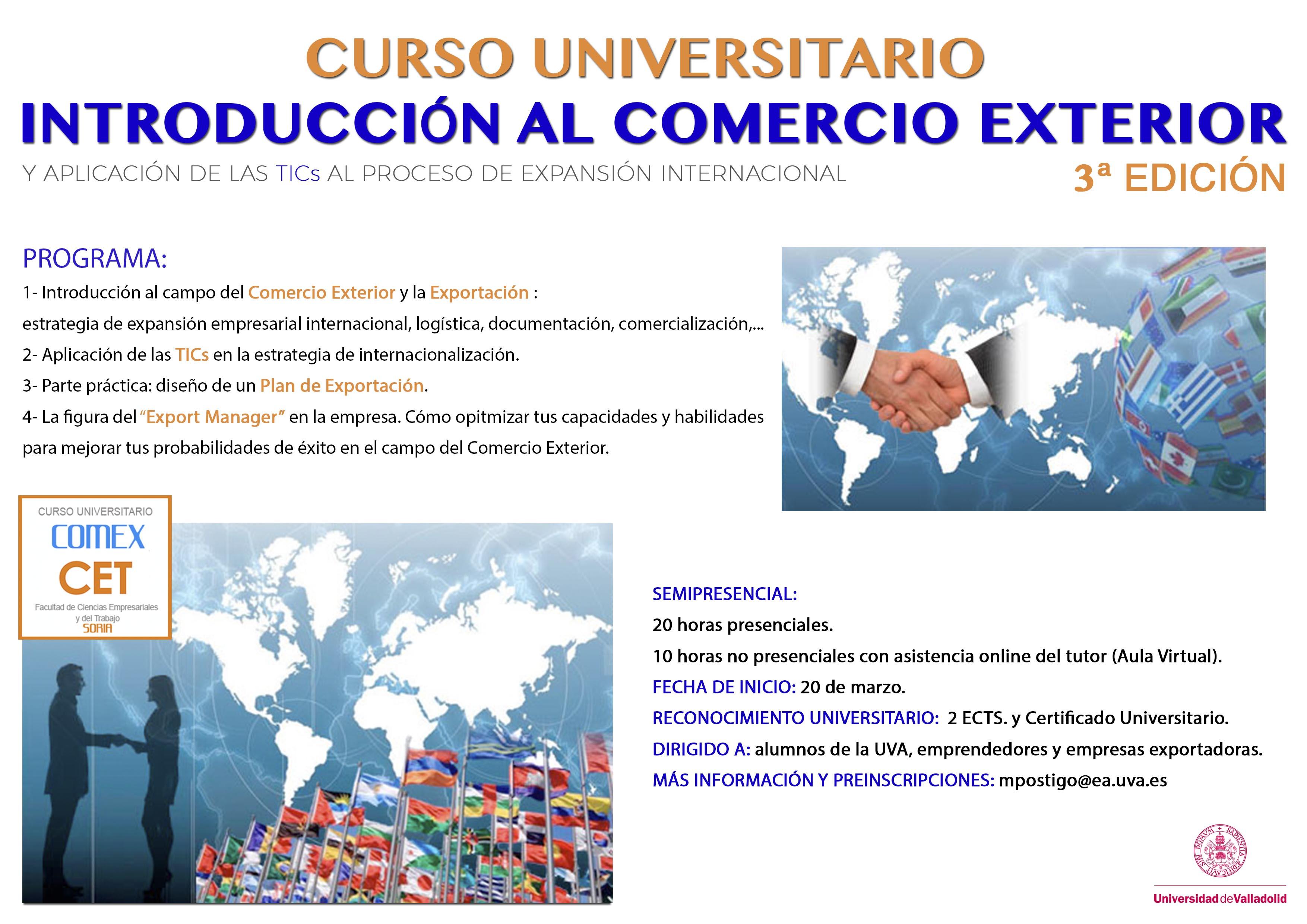 TRIPTICO CURSO COMEX 2017
