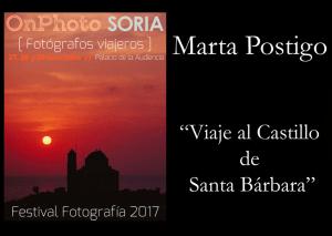 EXPOSICION FESTIVAL FOTOGRAFIA ONPHOTOSORIA