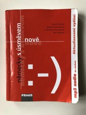 Německy s úsměvem nově UČ + mp3 ke stažení