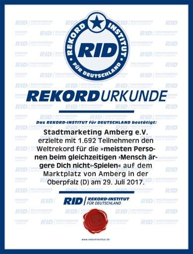 RID-Urkunde-Amberg-MAEDN