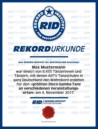 RID-Urkunde-ADTV_Teilnehmer1