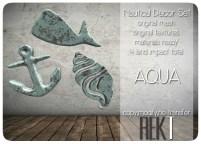 Rekt Nautical Set Aqua