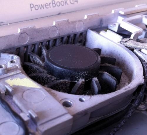 Powerbook reparieren