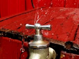 Gartenwasserhahn reparieren