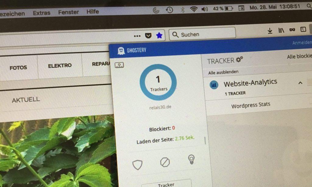 Datenschutz für Blogger