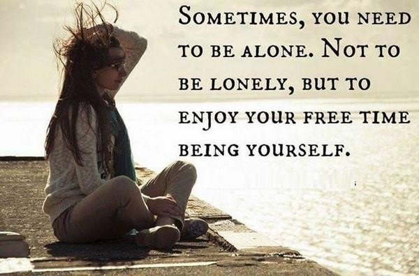 ALONE QUOTES image quotes at relatably.com