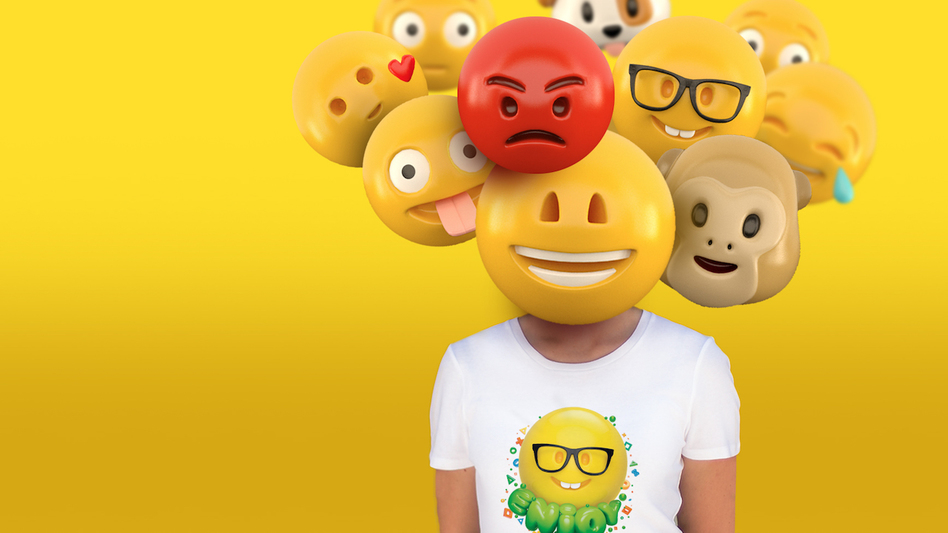 's Werelds eerste augmented reality promo t-shirt: Teemoji