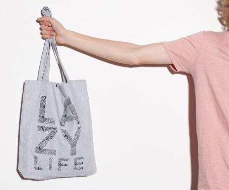 eco tote bag canvas tas promotioneel textiel