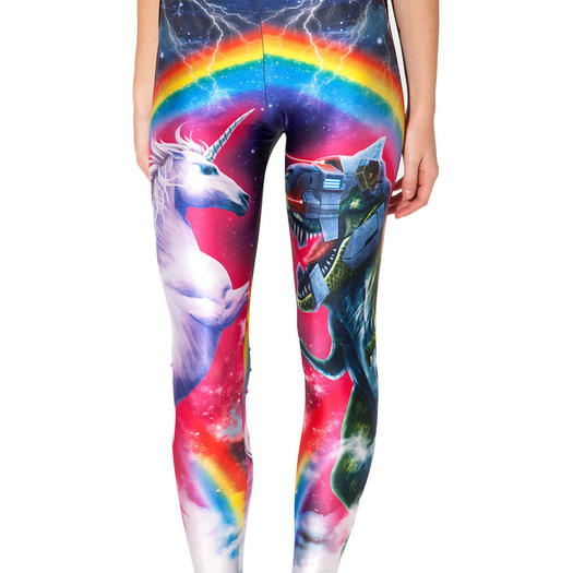 lotus leggings unicorn trend mode