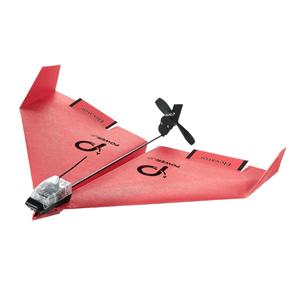 papieren vliegtuigjes smartphone bestuurbaar winnaar promz publieksprijs 2017