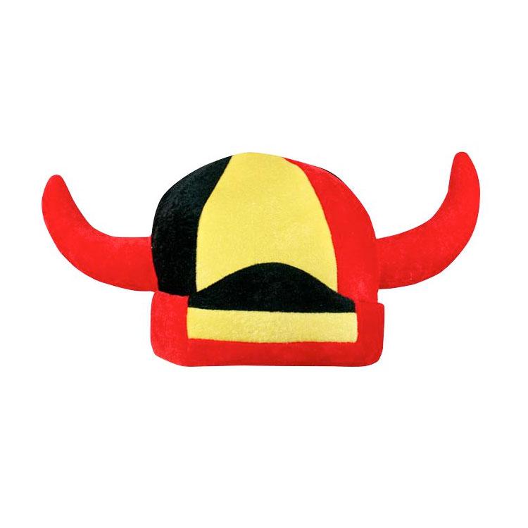 vikingmuts driekleur belgië belgische vlag hoedje
