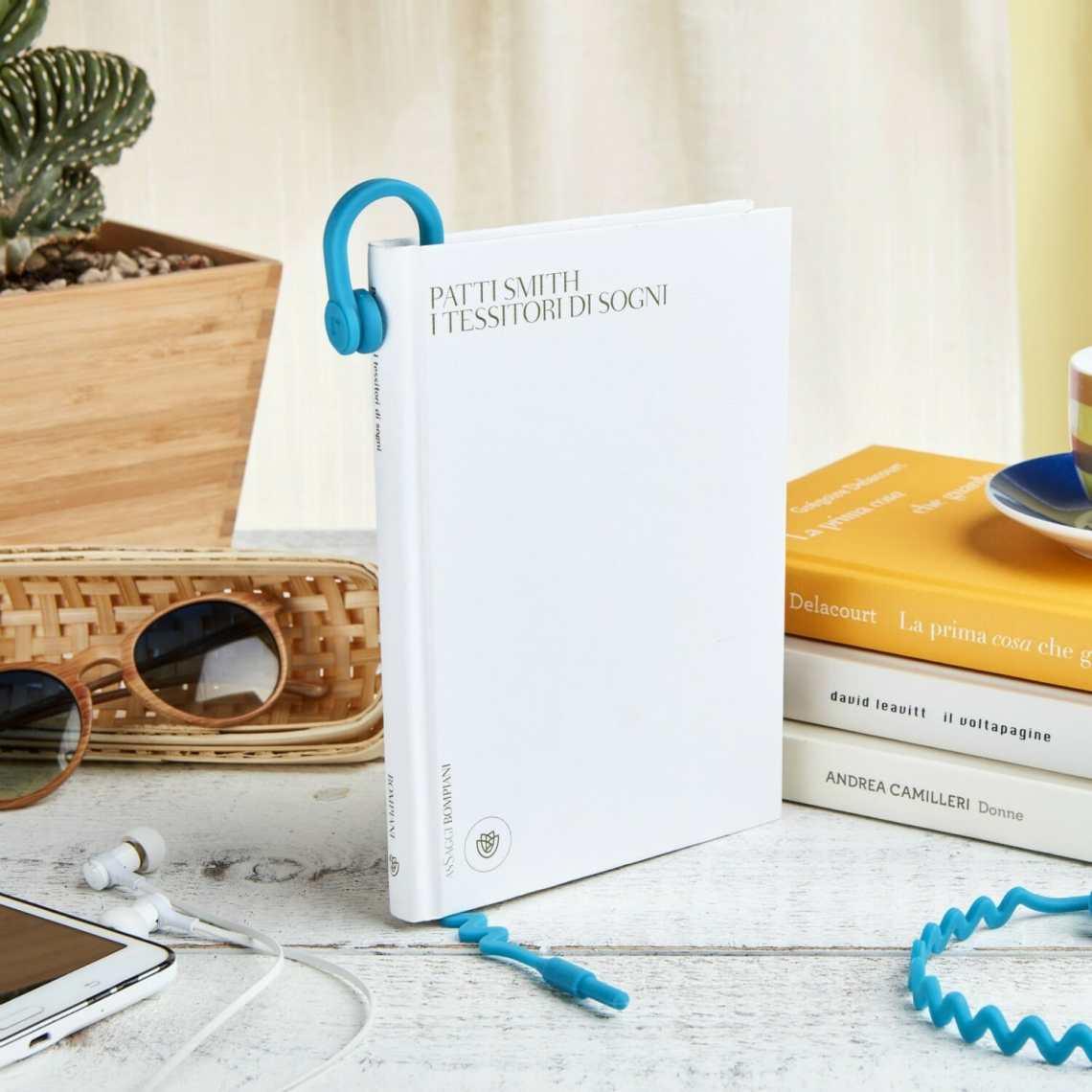 beatmark koptelefoon boekenlegger bedrukken relatiegeschenk idee