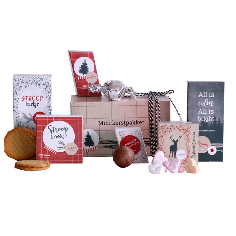 goedkope kerstpakketten mini kerstpakket 2018