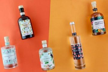 Origineel drank cadeau bedrijven relatiegeschenk tip make your own spirit