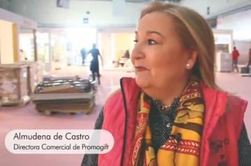 Almudena de Castro interview Spaanse relatiegeschenken markt