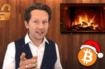bitcoin kerstpakket bitmymoney crypto kerstpakket idee 2018